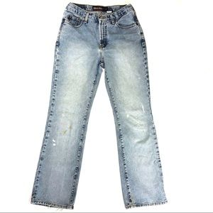 The Limited Jeans Vintage Boot Cut Distressed 90s